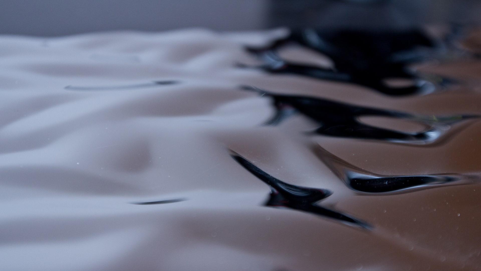 Spiegelpolierte 3D Platte aus rostfreiem Edelstahl