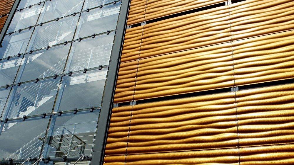 3d Fassadenelemente Die Allen Anforderungen Entsprechen